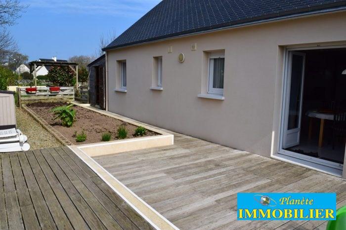 Sale house / villa Poullan-sur-mer 166720€ - Picture 1