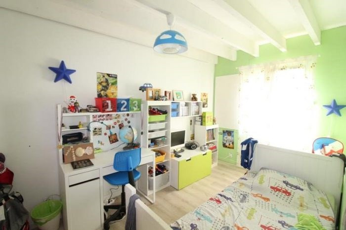 Sale house / villa Le plessis hebert 168000€ - Picture 8