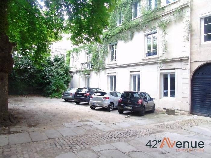 Appartement atypique sur cour de 96m² Hôtel de ville