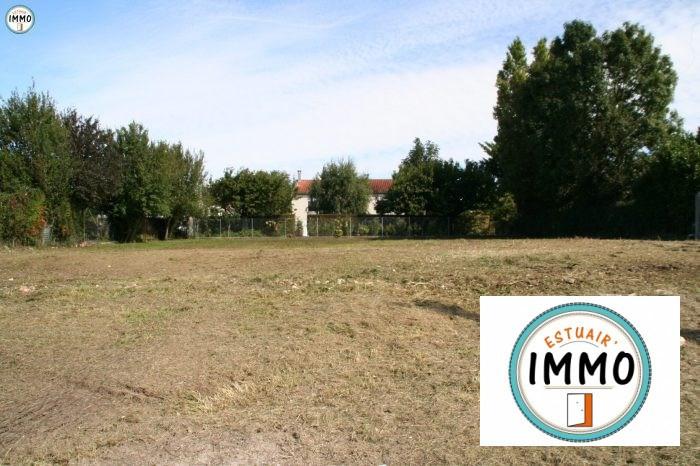 Vente terrain Mortagne-sur-gironde 44000€ - Photo 3
