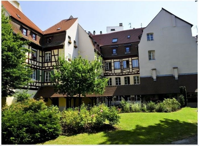 Investment property apartment Strasbourg 49 050€ - Picture 2
