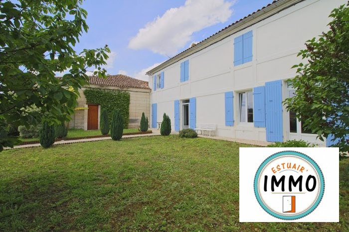 Vente maison / villa Saint-fort-sur-gironde 229 190€ - Photo 1