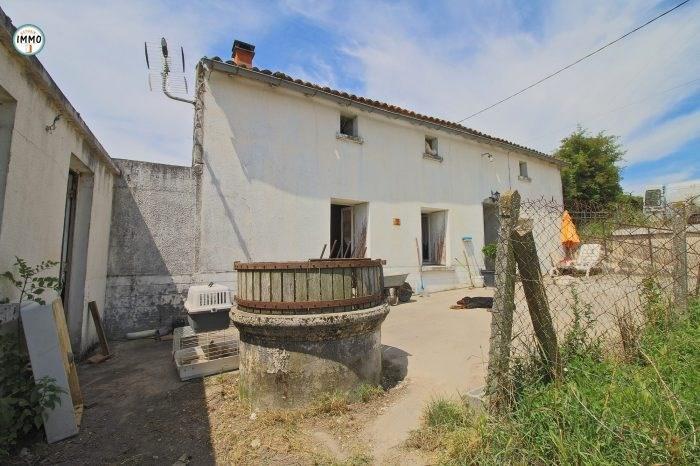Sale house / villa Saint-dizant-du-gua 83100€ - Picture 2