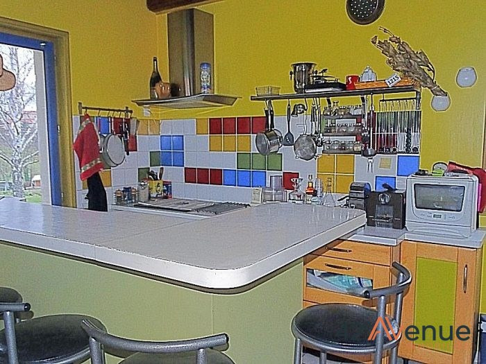 Venta  casa Lézigneux 275000€ - Fotografía 7