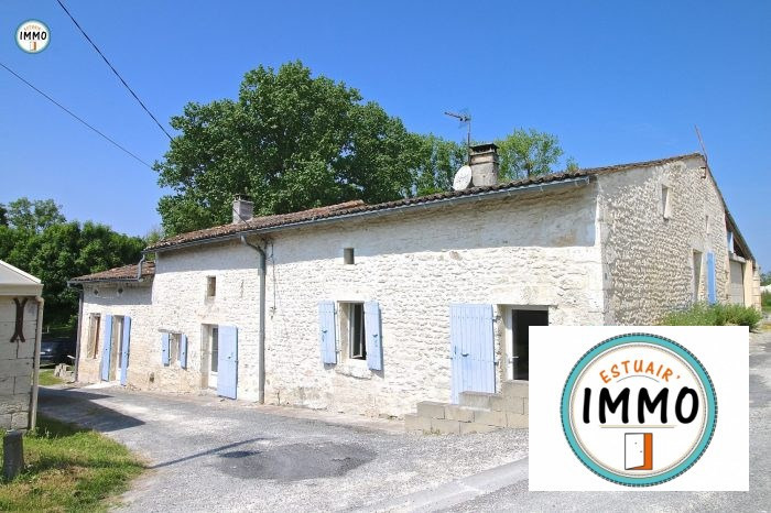 Vente maison / villa Mortagne sur gironde 192 960€ - Photo 11