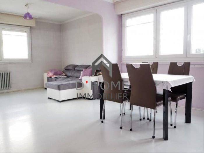 Revenda apartamento Strasbourg 96000€ - Fotografia 1