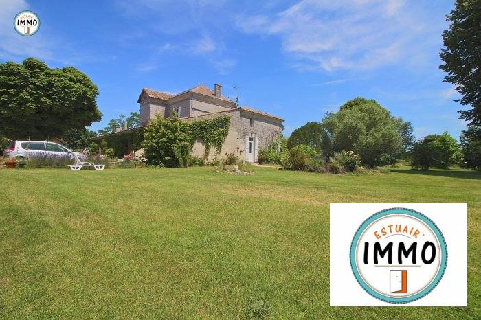 Deluxe sale house / villa Saint-fort-sur-gironde 599000€ - Picture 2