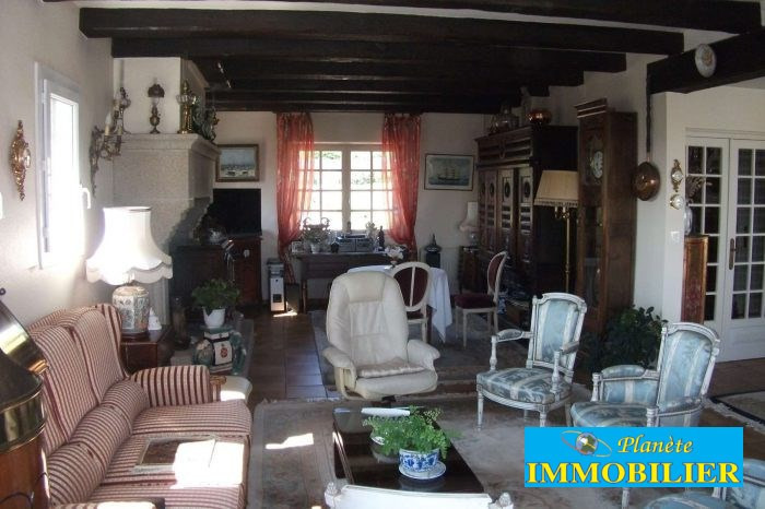 Sale house / villa Plouhinec 499 200€ - Picture 3