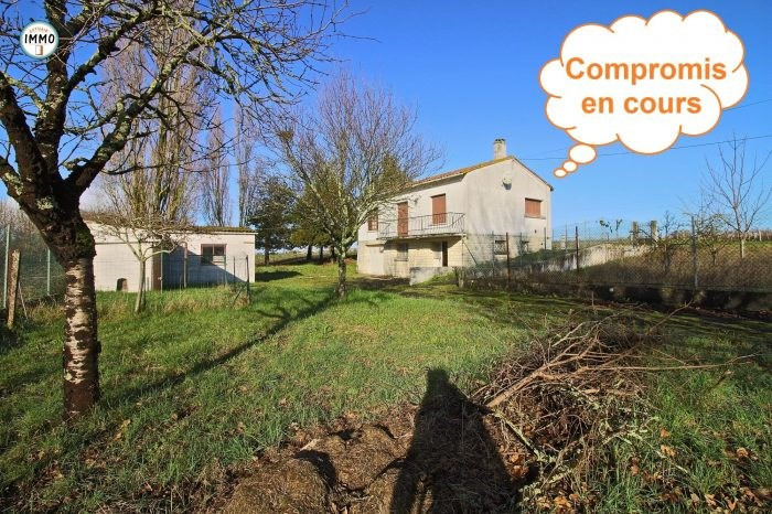 Vente maison / villa Lorignac 108 400€ - Photo 1