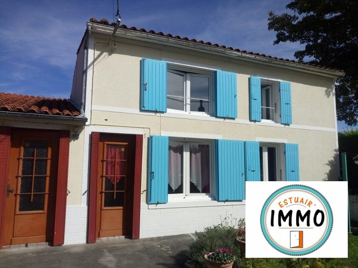 Sale house / villa Saint-fort-sur-gironde 155445€ - Picture 2