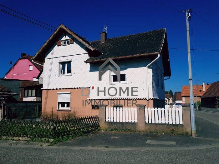 Vente maison / villa Soufflenheim 187250€ - Photo 1