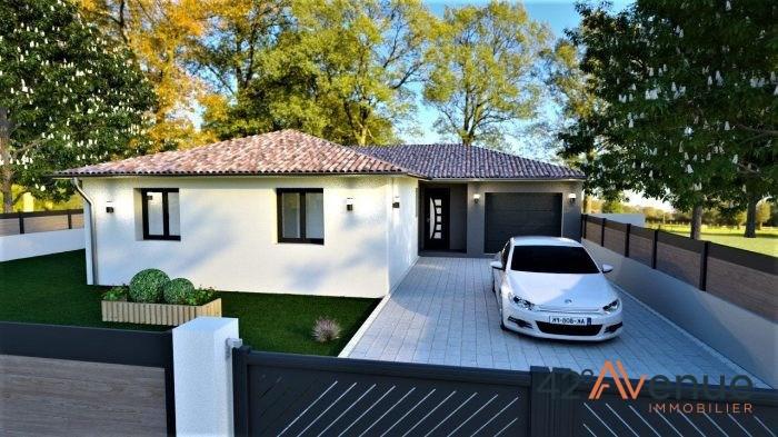 Sale site Nervieux 54400€ - Picture 1