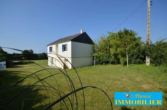 Vente maison / villa Beuzec-cap-sizun 143302€ - Photo 1