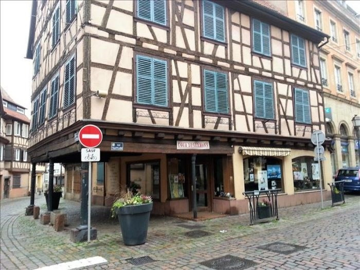 Investment property building Strasbourg 828 000€ - Picture 2