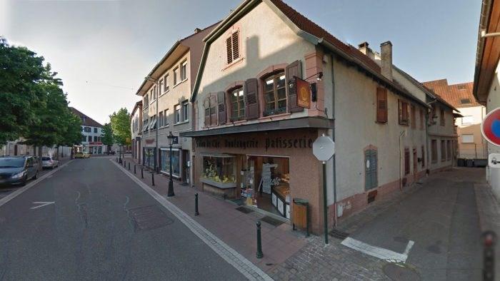 Investment property building Haguenau 480000€ - Picture 1