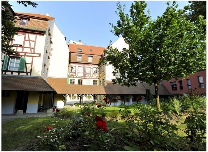 Investment property apartment Strasbourg 49 050€ - Picture 3