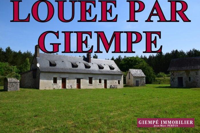 Rental house / villa Jarzé 610€ CC - Picture 1
