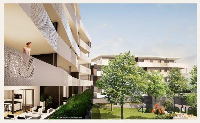 Deluxe sale apartment Saint-étienne 241000€ - Picture 1