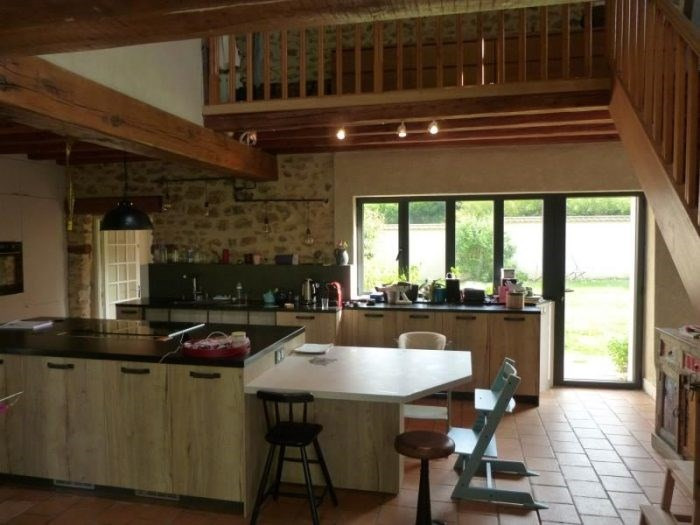 Deluxe sale house / villa Champenard 385000€ - Picture 4