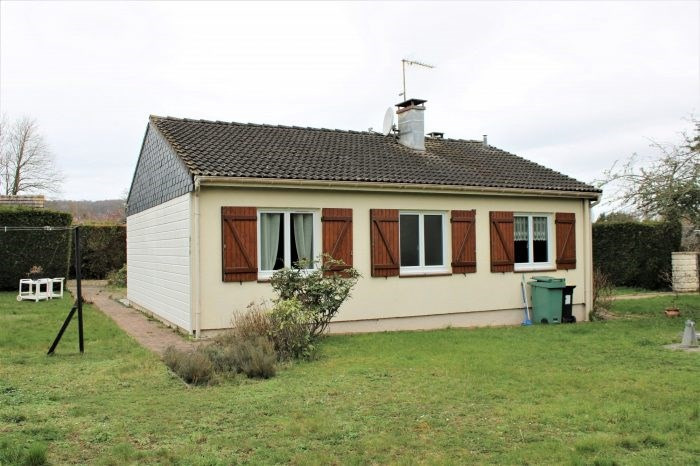 Sale house / villa Pressagny l'orgeuilleux 164000€ - Picture 2