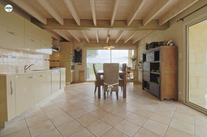 Deluxe sale house / villa Saint-dizant-du-gua 508800€ - Picture 4