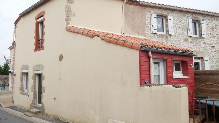 Sale house / villa La bernardiere 119900€ - Picture 9
