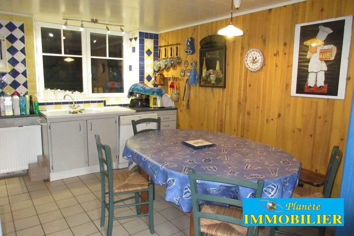 Vente maison / villa Beuzec-cap-sizun 125520€ - Photo 5