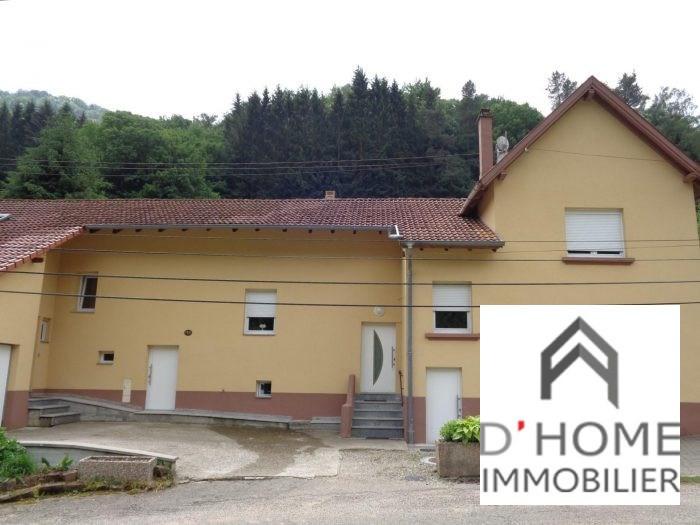 Verkauf mietshaus Niederbronn-les-bains 349800€ - Fotografie 1