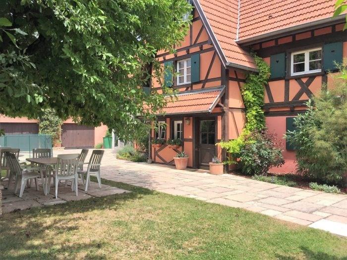 Deluxe sale house / villa Gambsheim 573000€ - Picture 1