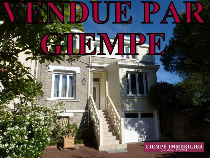 Vente maison / villa Nantes 420 000€ - Photo 1