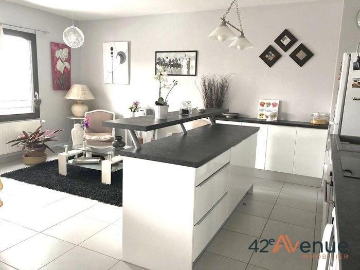 Vente appartement Roche-la-molière 210000€ - Photo 2