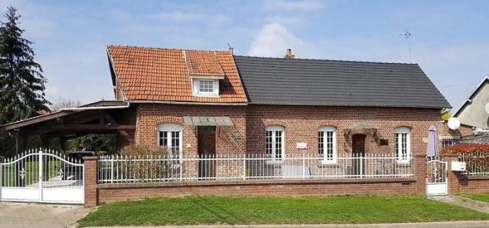 Sale house / villa Feuilleres 178000€ - Picture 2