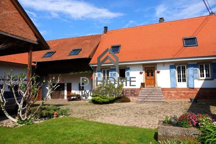 Verkauf von luxusobjekt haus Hochfelden 577000€ - Fotografie 2