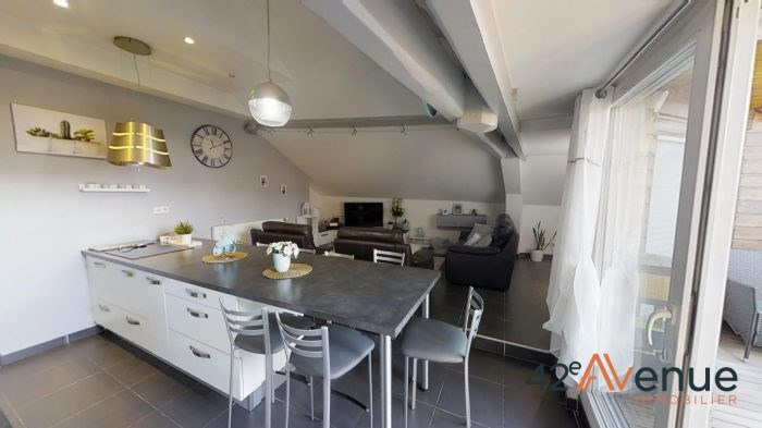 Vente appartement Firminy 152000€ - Photo 1