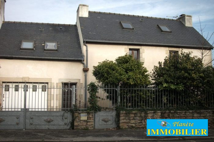 Sale house / villa Plouhinec 156 900€ - Picture 1
