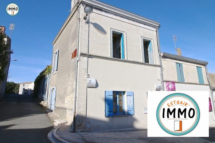 Sale house / villa Mortagne-sur-gironde 70750€ - Picture 1