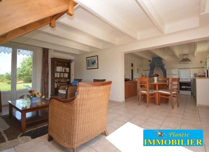 Vente maison / villa Beuzec-cap-sizun 143302€ - Photo 5