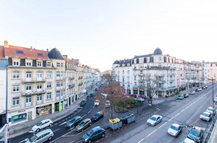 Sale apartment Metz 180200€ - Picture 2