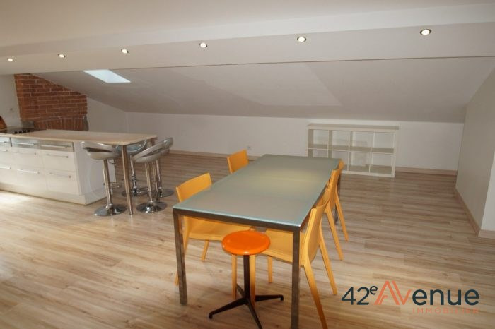 Location appartement Saint-étienne 550€ CC - Photo 3