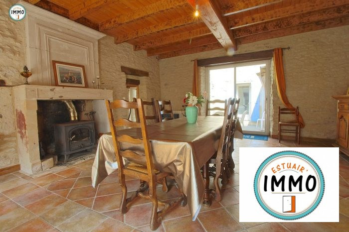 Vente maison / villa Mortagne sur gironde 192 960€ - Photo 3