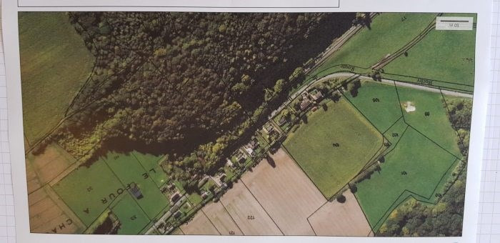 Vente terrain Sigy-en-bray 55 000€ - Photo 1