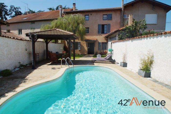 Revenda casa Saint-galmier 280000€ - Fotografia 1