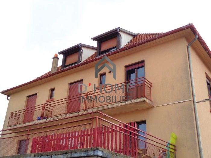 Locação apartamento Lichtenberg 330€ CC - Fotografia 4