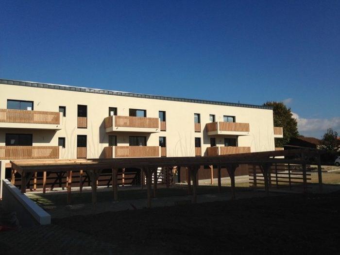 Rental apartment La roche-sur-yon, en bon état 382€ CC - Picture 1