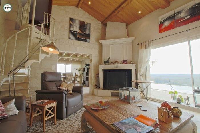 Deluxe sale house / villa Saint-dizant-du-gua 508800€ - Picture 3