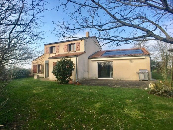 Sale house / villa La boissière-de-montaigu 229400€ - Picture 1