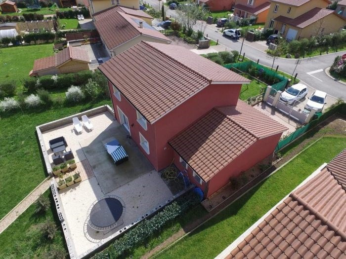 Villa récente 3 chambres - 109 m²