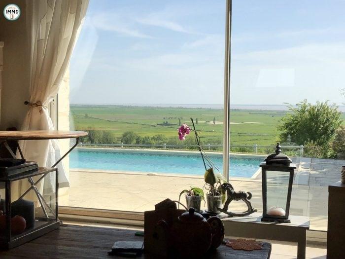 Deluxe sale house / villa Saint-dizant-du-gua 508800€ - Picture 10