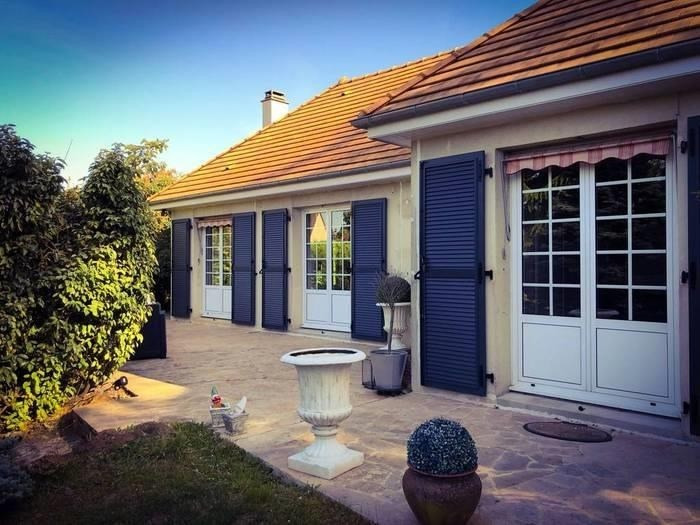 Vendita casa Morainvilliers 535000€ - Fotografia 1