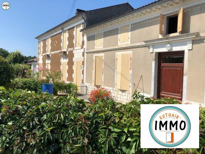 Vente maison / villa Saint-fort-sur-gironde 274000€ - Photo 1